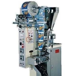 Stainless Steel Pouch Packaging Machine