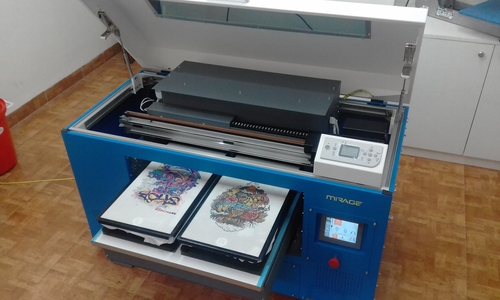 T-Shirt Printing Machine Mirage Dtg From Azon
