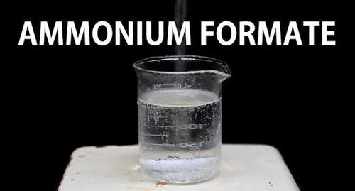 Industrial Grade Ammonium Formate
