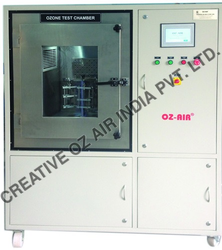 Ozone Rubber Test Chamber
