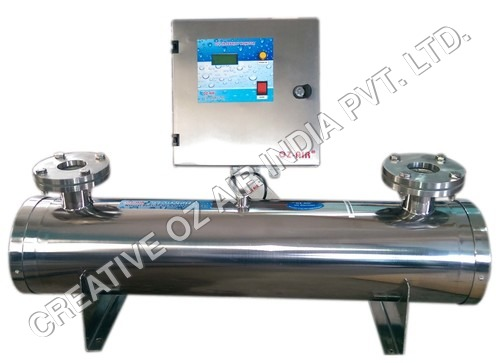 Uv Sterilizer With Control Panel
