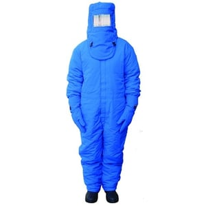 Ultra-Low Temperature Protective Cryogenic Suit