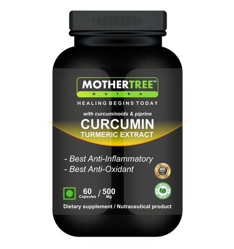 Curcumin Turmeric Extract Capsules