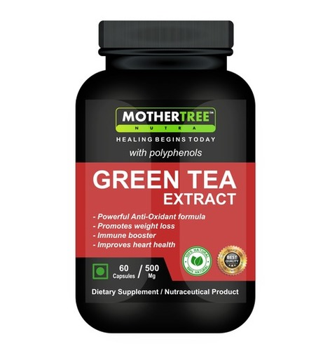 Green Tea Extracts Capsules