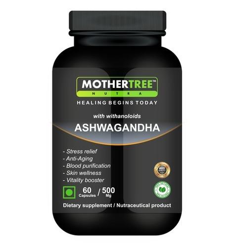 Herbal Grade Ashwagandha Capsules