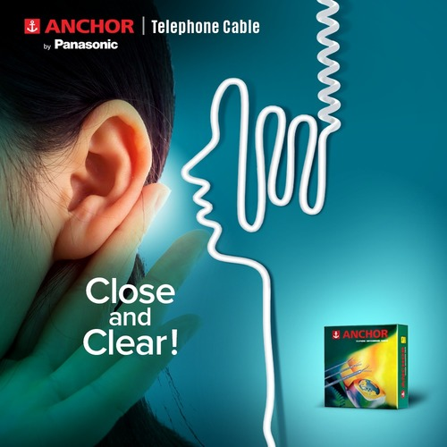 High Strength Telephone Wire [Anchor]