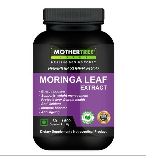 Moringa Leaf Extract Capsules