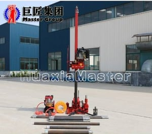 Portable Geological Engineering Drilling Rig