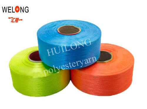 500D Bright Color Fdy Polyester Yarn Certifications: Oeko-Tex