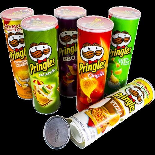 Pringles Potato Chips (18x165g) at Best Price in Odense, Fyn