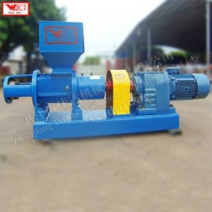 Waste Tyre Waste Rubber Crushing Machine For Recycle