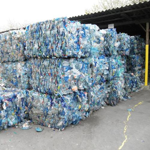 PET Bottles Scrap Pressed Bales