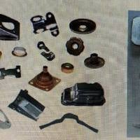 Sheet Metal Stamping Components