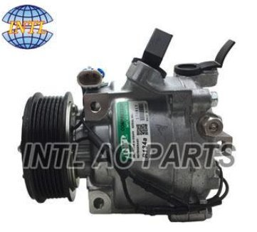 QS90 Car AC Compressor for Chevrolet GM Spin / Onix in Guangzhou
