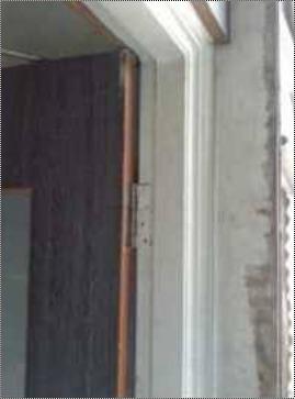 RCC Cement Door Frames