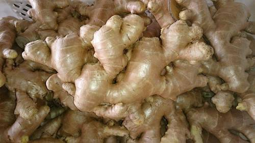 100% Natural Fresh Ginger