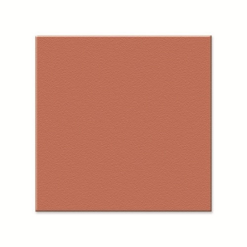 300x300x12mm Extruded Outside Light Red Terracotta