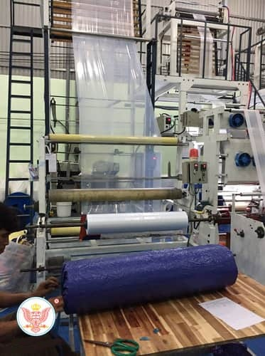 LDPE Roll Big Size