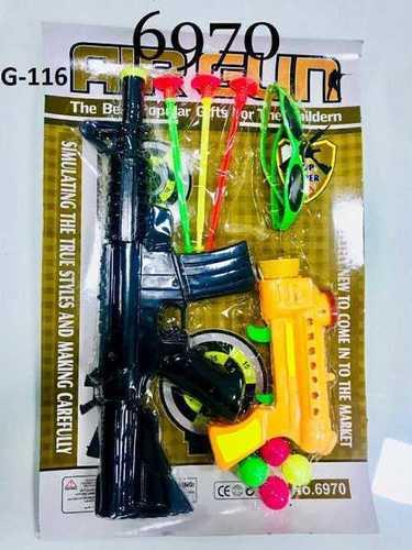 Plastic Gun Toys