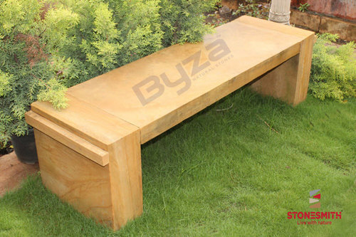 Excellent Designer Stone Garden Bench At Best Price In Kozhikode Bralicious Painted Fabric Chair Ideas Braliciousco