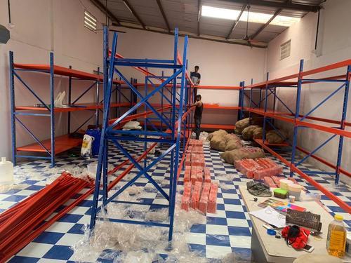 Industrial Heavy Storage Rack