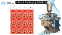 Tomato Puree Pouch Packaging Machine