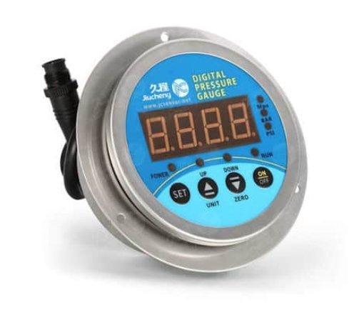 Jc641 Intelligent Pressure Switch 4-Digit Digital Display