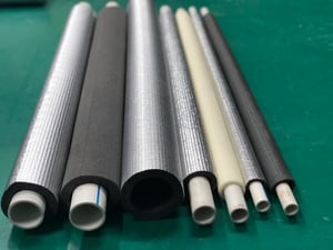 Thermal Tube Insulation