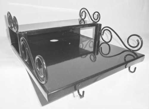 Dish TV Set Top Box Stand Wall Mounting - BHAVANI INDUSTRIES