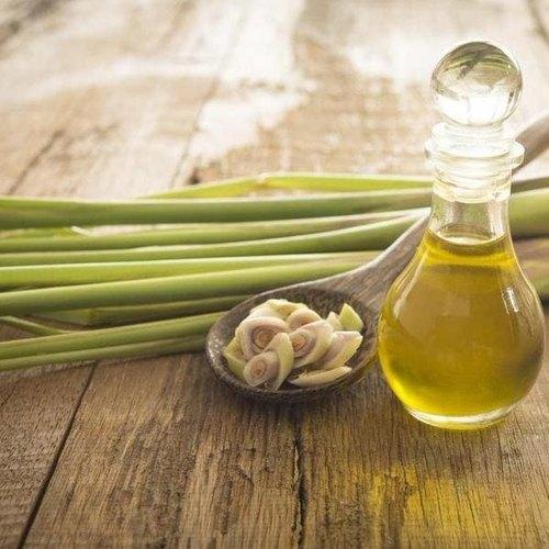Pure Lemon Grass Oil Cas No: 8007-02-1
