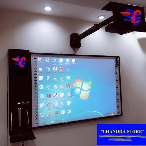 Dual Touch Finger Smart Interactive Whiteboard