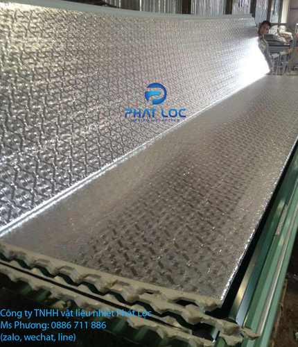 Decorative Film For PU Corrugated Roofing Sheet