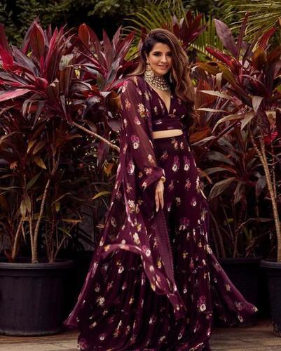 Fancy Designer Gown For Ladies