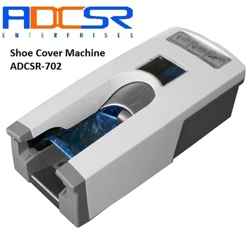 Shoe Cover Machine Manual Pull Based (ADCSR-SCM 702)