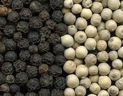 Black and White Pepper 500GL/550GL/570GL/ JUMBO 5MM
