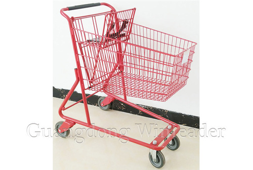 YLD-MT100-3FB American Shopping Cart