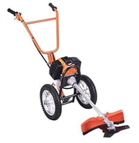 Easy To Use Wheel Brush Cutter