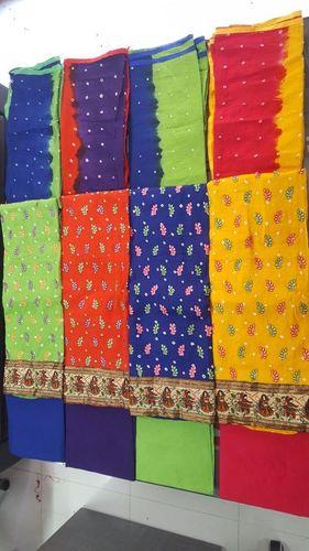 Unstitched Designer Salwar Suits