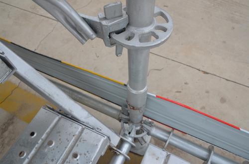 Ring Lock Scaffolding System