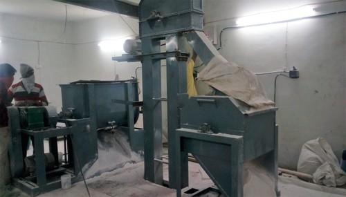 Industrial Detergent Powder Plant