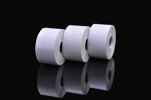 White Thermal Transfer Label