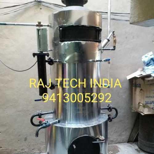 Steam Boiler For Milk Processing
