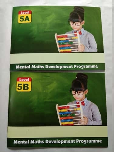 Abacus Book Level 5
