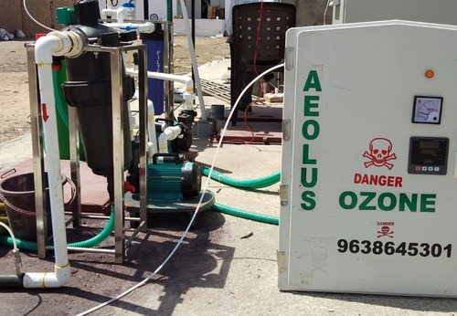 Laundry Water Treatment Systems From Aeolus