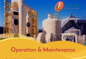 Power Plant Operation And Maintenance Service