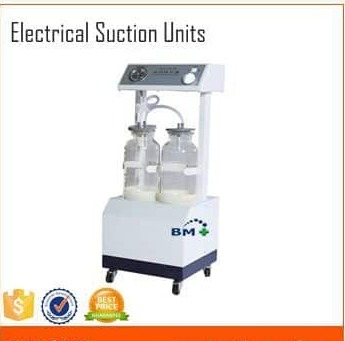 Electrical Surgical Suction Units