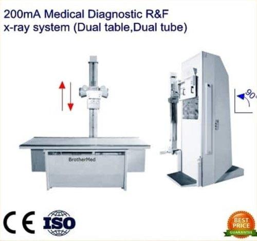 200mA Medical Diagnostic RF X-Ray System (Dual table,Dual tube)