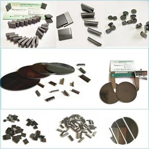 Stone Cutting PCD Tips And Blanks