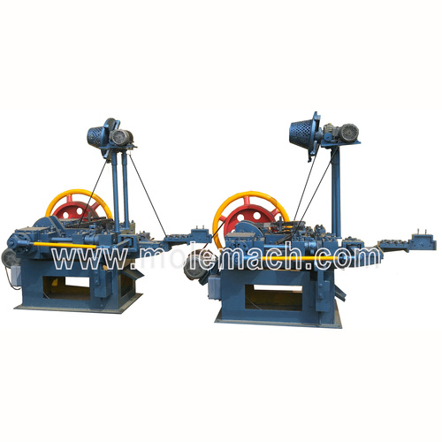 High Speed Nail Making Machine Certifications: Iso90001
