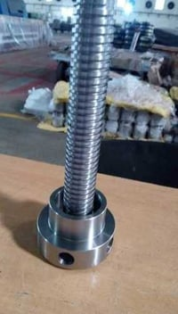 Screw For Screw Jack Assembly